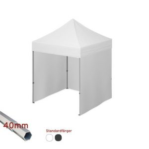 2x2m Eventtält 40mm