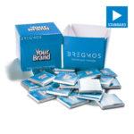 Mini choklad i kub