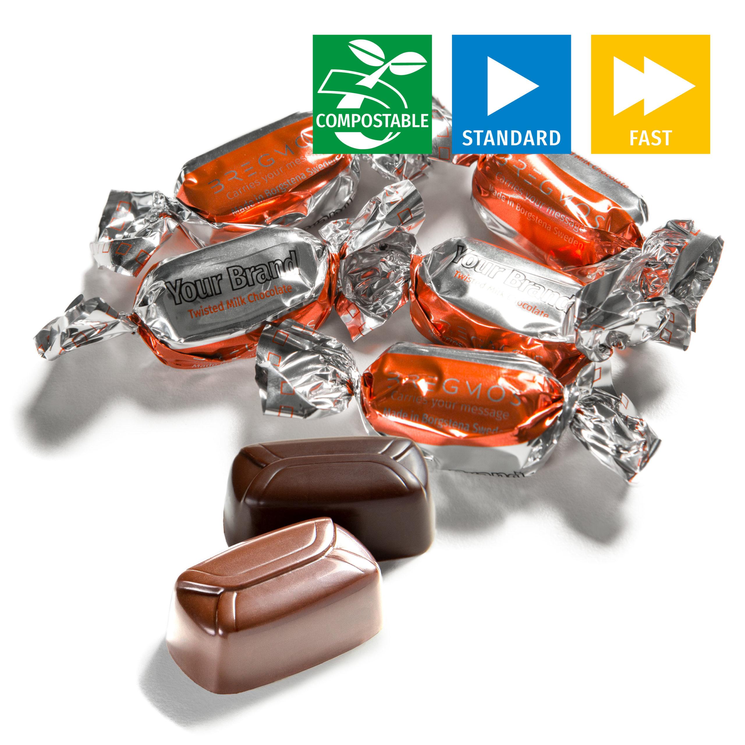 Tvistad Choklad